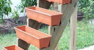 30 Amazing DIY Vertical Garden Ideas