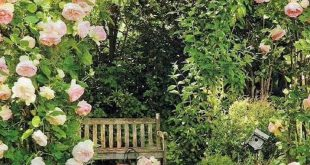 95+ Beautiful Modern English Country Garden Design Ideas