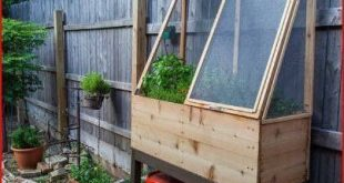 25 cute & simple herb garden ideas