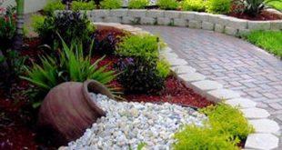 36 Incredible Rock Garden Design Ideas For Front Yard