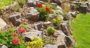 DIY Retaining Walls; Gorgeous Designs, Projects and Tutorials