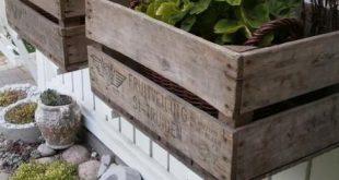 20 wunderschöne Fenster-Box-Ideen Hinzufügen von Blumenpracht zu Ihnen nach Hause! - Beste Garten Dekoration
