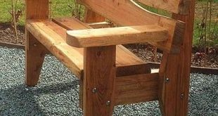 Beautifully crafted The Monmouth garden bench for comfortable outdoor sittings. ...