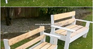 Breathtaking DIY Wood Pallet Crafting Ideas