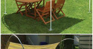 DIY PVC Baldachin Schatten-20 PVC Rohr DIY Projekte Für Kinder # ...