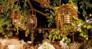 Enchanting Secret Garden Wedding at Gardener Ranch