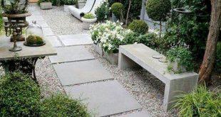 Entzückende 40 atemberaubende Gärten mit Gartenmöbeln Quelle: googodecor.com ... #atembe...