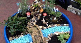 Fairy garden #5 Märchengarten # 5