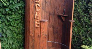 Gartendusche Bauanleitung zum selber bauen | Heimwerker-Forum
