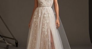 The Most Enchanting Gowns For Your Garden Wedding