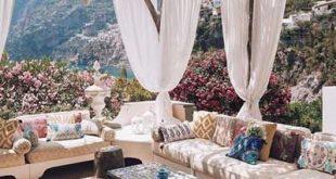50 schöne Beispiele und Vorschläge für die Terrassendekoration - Evde Mimar