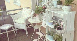 Ausstattung Ihres Balkons: 8 Beispiele - Donna Turek