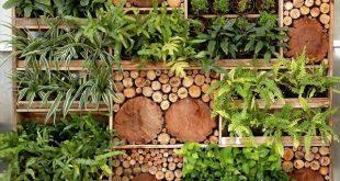 Trend: Vertical Gardens – Das Deko-Journal