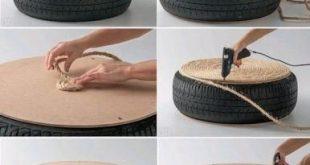 Tyre Puff: Modelle und Schritt für Schritt - #für #Modelle #Puff #recuperation...
