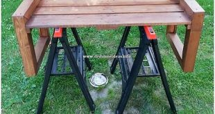 Useful DIY Shipping Wood Pallet Reusing Ideas