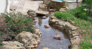 10 wunderschöne und einfache DIY-Steingärten, die Stil in Ihre Natur bringen