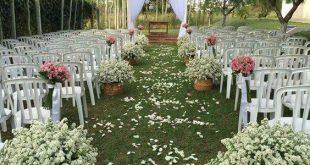 30 GORGEOUS GARDEN WEDDING DECOR IDEAS