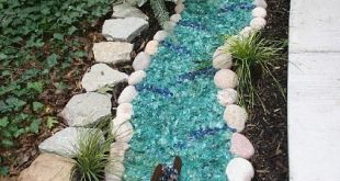 31 Amazing Dry River Bed Landscaping Ideas You Will Love 2019