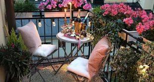 40+ Feinste Gartenideen für kleine Balkone - Amanda Hellman
