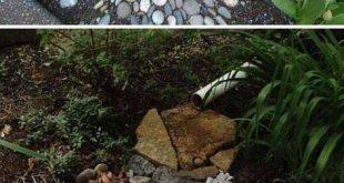 41 awesome diy rock garden ideas for backyard 21 | maanitech.com #rockgardenidea...
