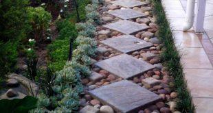 42 Amazing DIY Garden Path and Walkways Ideas
