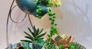 45 Magical DIY Succulent Fairy Garden Ideas