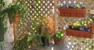 46 Balkon Garten Ideen für die Dekoration Ihres Hauses - Rengusuk.com
