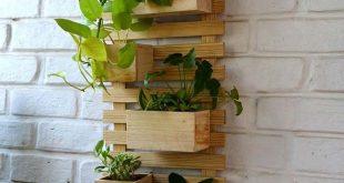 5 vertikale Gartenideen für Apartments und Balkone - squid quids