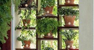 63 Cool DIY Vertical Garden for Front Porch Ideas