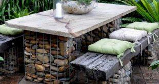 75 Fabulous Gabion Ideas for Your Garden & Outdoor Area