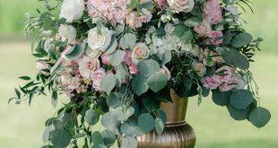 A Romantic Blush Garden Wedding