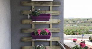 Balkon Dekoration schön und günstig!