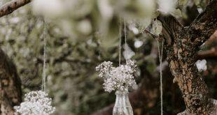 Botanical Summer Garden Wedding in Nottingham