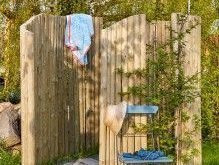 DIY-Anleitung: Gartendusche selber bauen