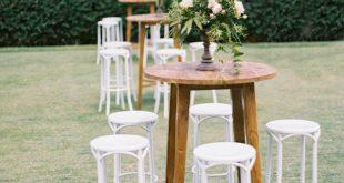 Elegant Australian Wedding with a Magical Garden Ceremony