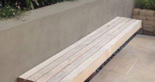 Garden Bench Modern Terraces 39+ Ideas