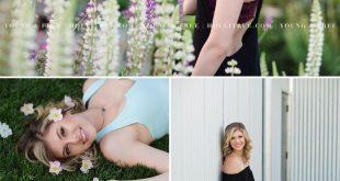 Gorgeous Oregon Rose Garden Senior Pictures