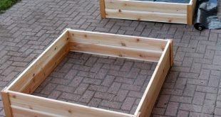 How to Build Raised Garden Boxes DIY (Grow vegetables anywhere!)