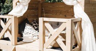 Luxusspielhaus Strandbungalow Spielhaus im Freien Einzigartig
