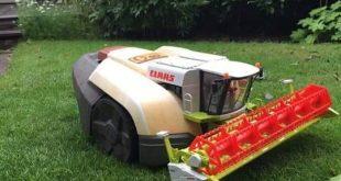 Rasenroboter-Pimp - Wettbewerb - wer hat den schönsten Rasenroboter
