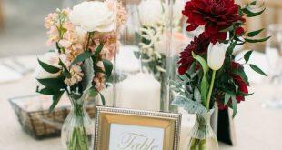 Sweet Indoor Garden Wedding at Horticulture Center