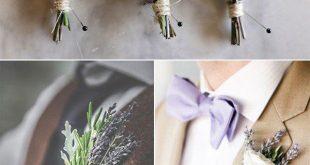 Top 28 Atemberaubende Lavendel Hochzeit Ideen, um Ihren großen Tag zu inspirier