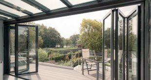 Wohnzimmer zu klein? Durch den Anbau eines #Wintergartens wird der Raum nicht nu...