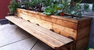 buildergibbs – recent projects – classroom bench & planter box